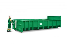 Picture of 14m3 container full service
